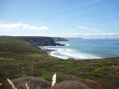 Kajak de mer Bretagne